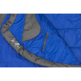Marmot Trestles Elite 15 Sleeping Bag Long Dark Azure/Slate Grey